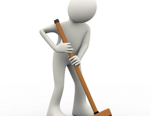 Hurricane Sandy Clean Up is Here
